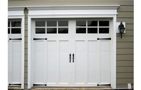moulding for garage door photos | Replacement Windows & Doors, Exterior & Entry Doors Contractor No ...