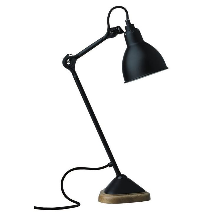 Bernard-Albin Gras Lampe Gras No 206 Table Lamp Replica