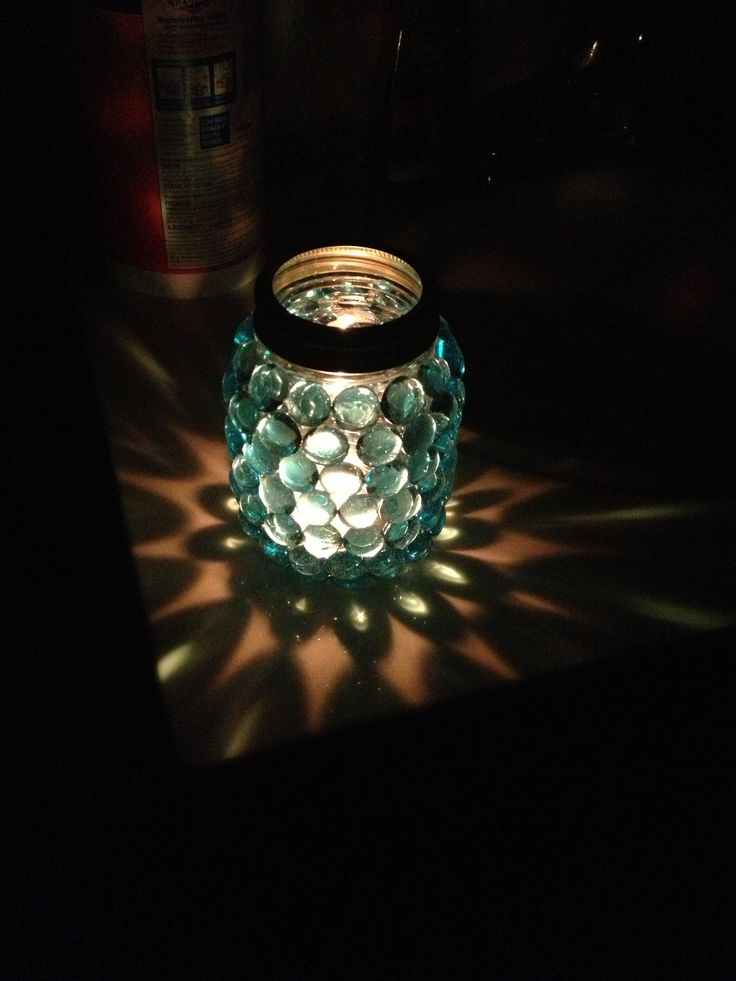 Mason Jar Candle Holder Crafts Pinterest Mason Jar