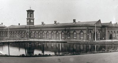 Enfield Lock and Brimsdown - Royal Small Arms Factory - TES ...