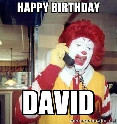 happy birthday david - Google Search | Birthday wishes ...