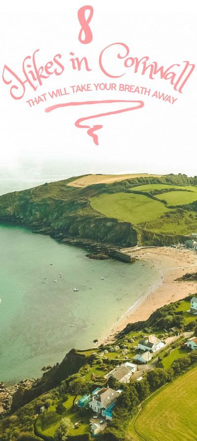 8 Hikes In Cornwall, England You Must Do Before You Die
