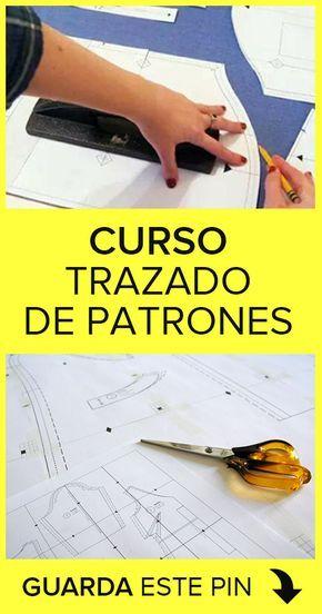 Con este curso de trazado de patrones aprenderás fácilmente como trazar patron…