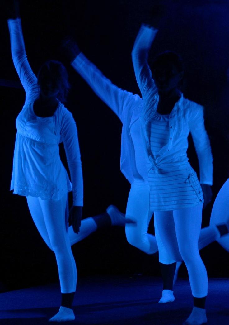 taneční skupinka
