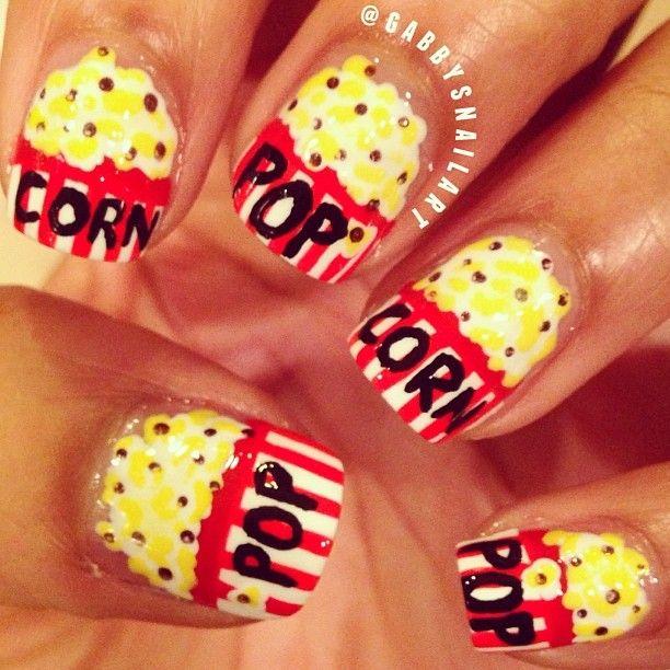 Instagram photo by gabbysnailart  #nail #nails #nailart