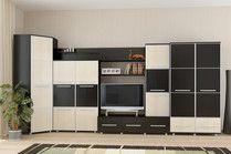 Модульная мебель для гостиной Апельсин. Недорогая модульная мебель в Москве от 1ММТК