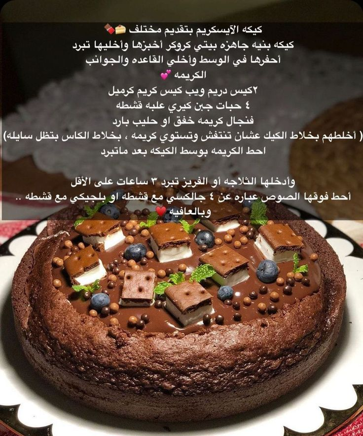 Pin By Mahassen Chahine On حلويات Food Desserts Cake