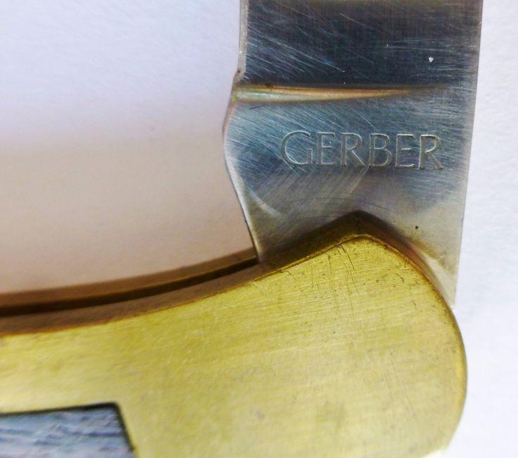 Gerber Pocket Knives