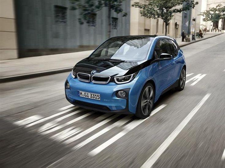 Avec sa nouvelle batterie de 33 kWh, la citadine électrique BMW i3 offre désormais 200 kl en conditions réelles d'utilisation