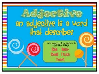 adjective resources