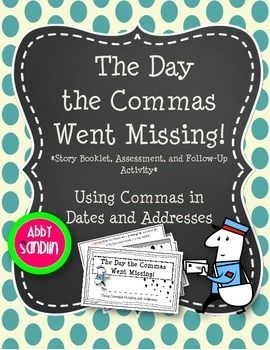 Commas in dates