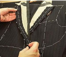 Suits are an essential part of a man's wardrobe. A quality suit starts with a solid foundation. Learn the difference between fussed and canvassed suits.