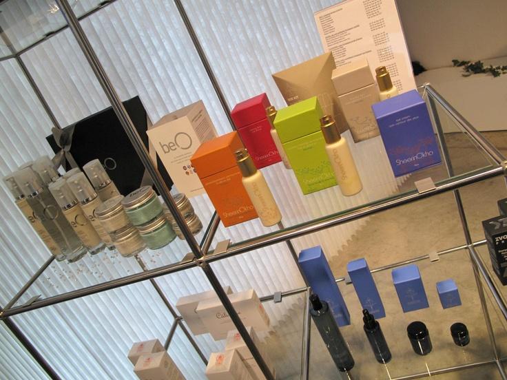 1st edition – May 14th to 17th, 2009  Palais de Tokyo - Paris / Boutique : Natural Glam