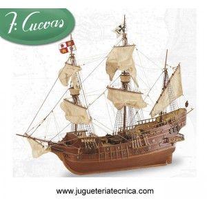 Galeón San Juan Artesanía Latina 18022
