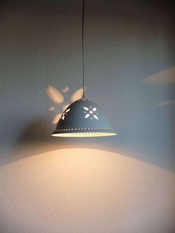 White ceramic lighting ceiling lighting hanging lights by Gallight