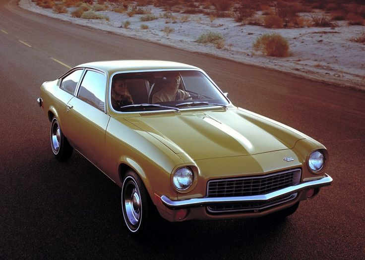 Chevy Vega - My first car! Lol