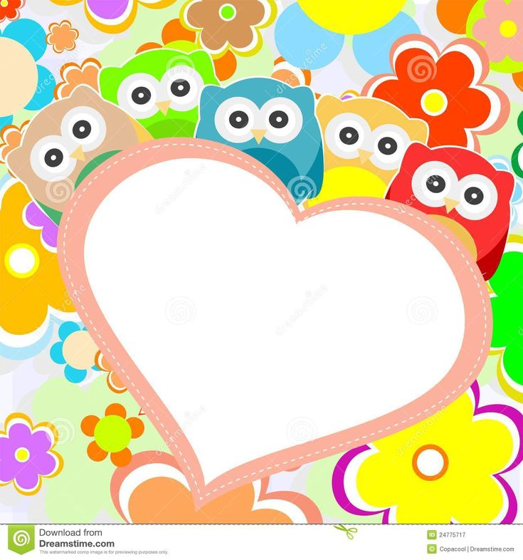 Images For > Valentines Owl Clipart