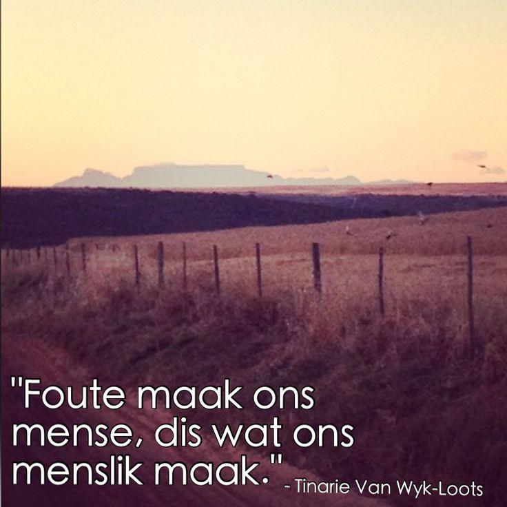 So waar... #Afrikaans #AfrikaanseWoorde