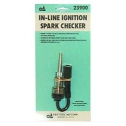 Hands Free In-Line Ignition Spark Tester