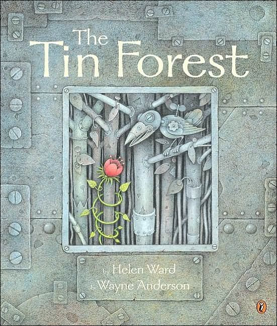 The tin forest - Helen Ward