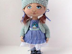 Дорогие посетители Ярмарки! Предлагаю Вам купить мою куклу Синеглазку за 3500 рублей! К первому покупателю моего магазина на Ярмарке девочка приедет не одна, а с маленьким другом. Пусть это будет для вас сюрпризом...