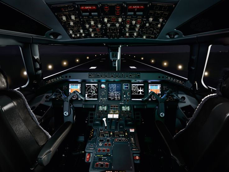 This Is What The Inside Of A $53 Million Jet Looks Like
