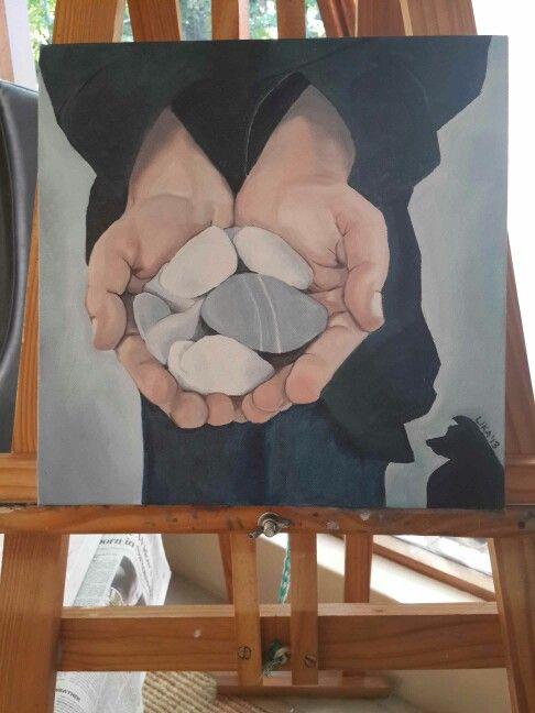 Hands. Lika Horn
