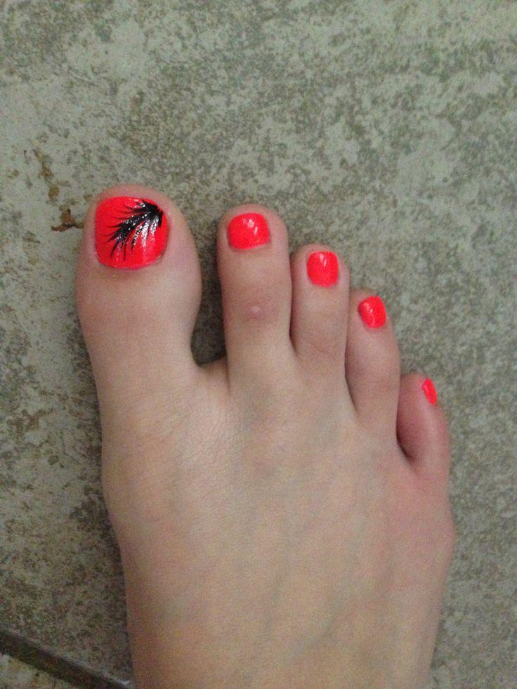 73 Best Toe Nails Images On Pinterest