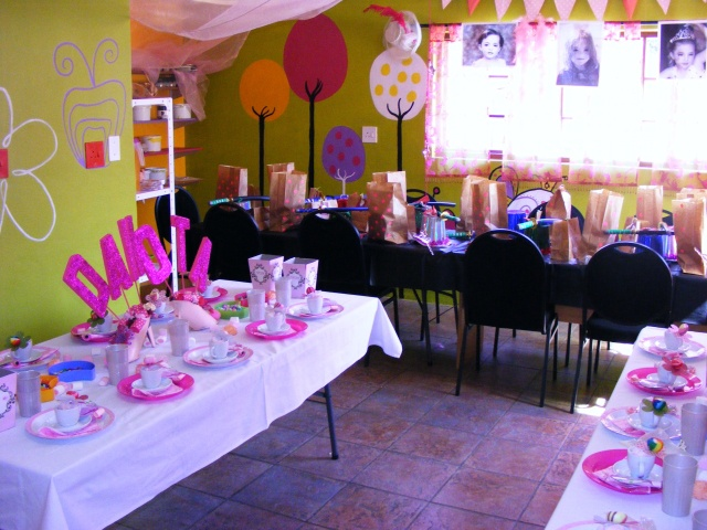 My daughters 6th birthday