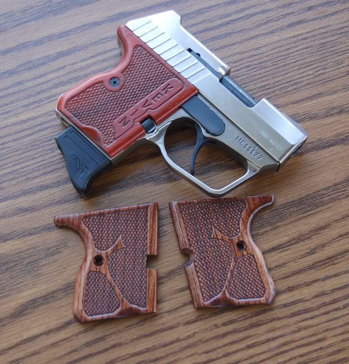 ZVI Kevin .380 Makarov pocket pistol (Czechoslovakia)