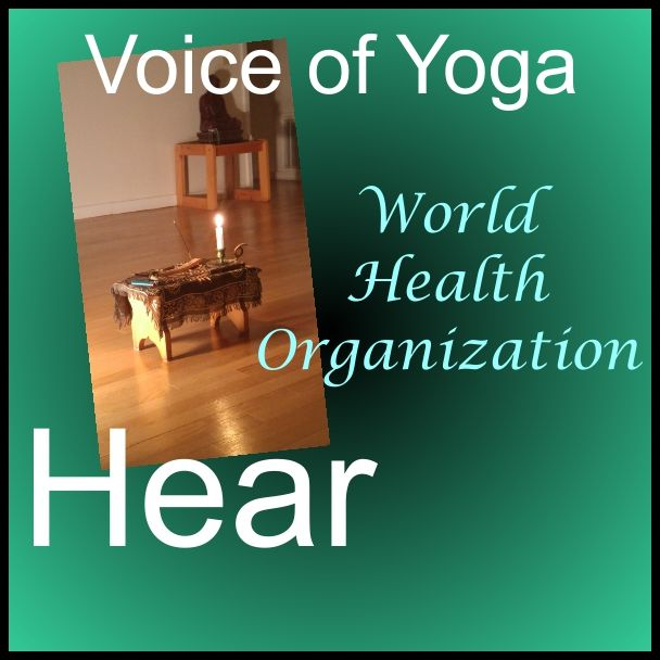"""World Health at Institute For Personal Development, Inc. """"Kriya Yoga Ashram"""" is a radio talk show explaining the role of the Divine in optimal health."""