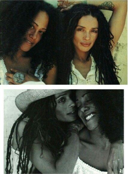 Lisa Bonet & Cree Summer