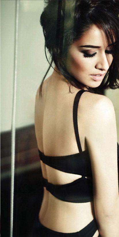 Shraddha Kapoor Filmfare September 2014 photoshoot.