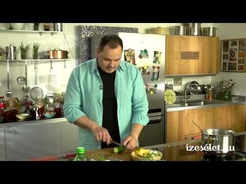 Citromos csirkemell sült zöldségekkel