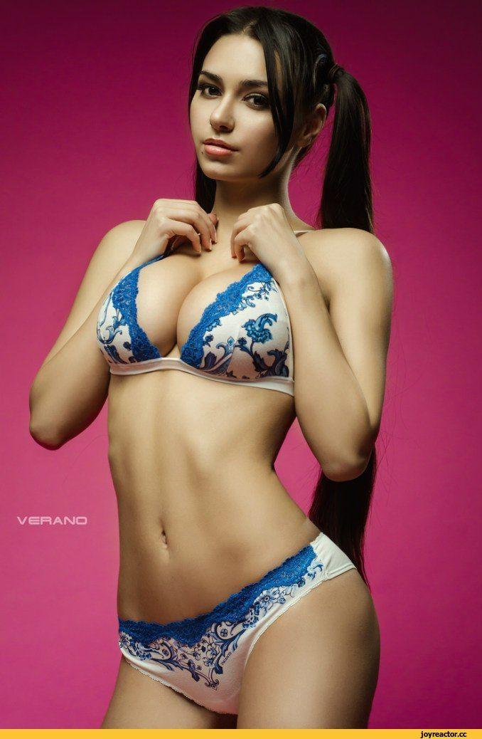 Helga Lovekaty,Девушка,Модель,Фотосет,Белье,Николас Верано -9026