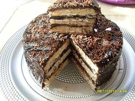 Kağıt Helva Pastası Tarifi   Yemek Tarifleri Sitesi   Oktay Usta, Pratik Yemekler