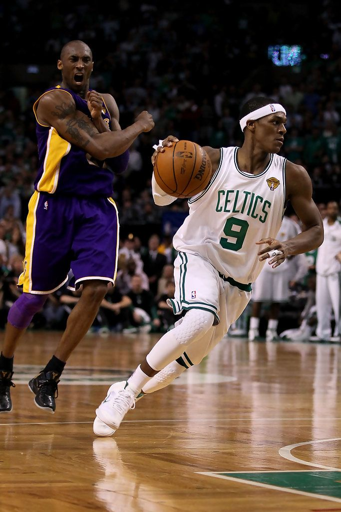 Rajon Rondo - NBA Finals Game 4: Los Angeles Lakers v Boston Celtics
