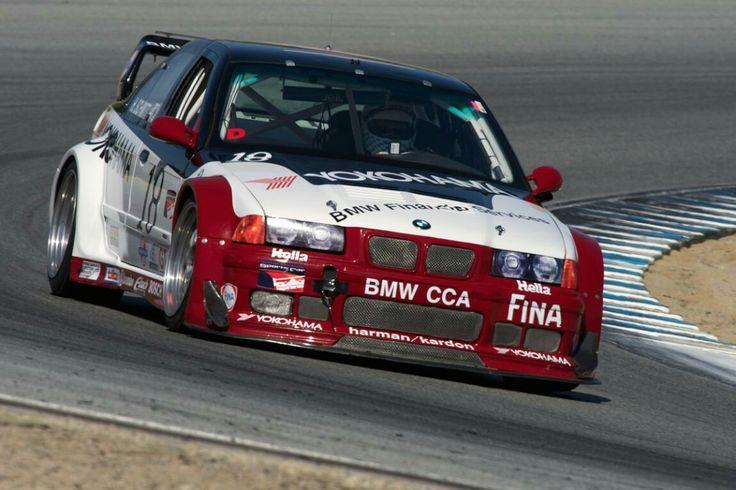 1998 Bmw M3 E36 IMSA