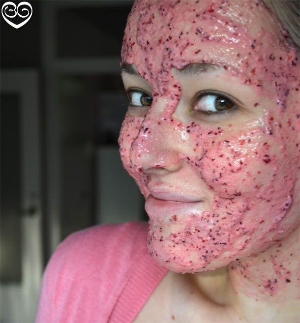 DIY gezichtsmasker: cranberry, yoghurt en honing – Beautygloss.nl