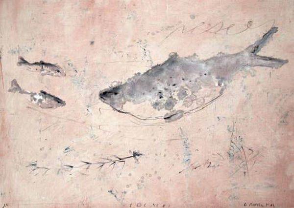 Door: ALexis Gorodine Fishes