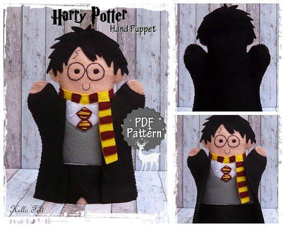 38 besten Harry Potter Bilder auf Pinterest   Feltro, Filzpuppen und ...