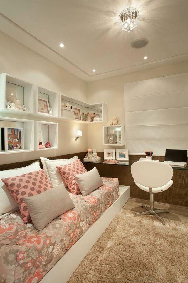 Um quarto pra inspirar <3 #decorarepreciso #decoracao #quarto