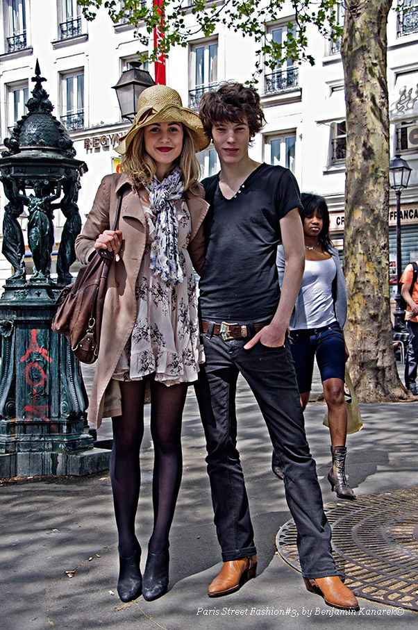 Paris Street Fashion By Benjamin Kanarek Street Styles Pinterest Inspiration