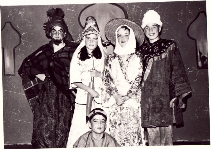 Aladdin, 1971
