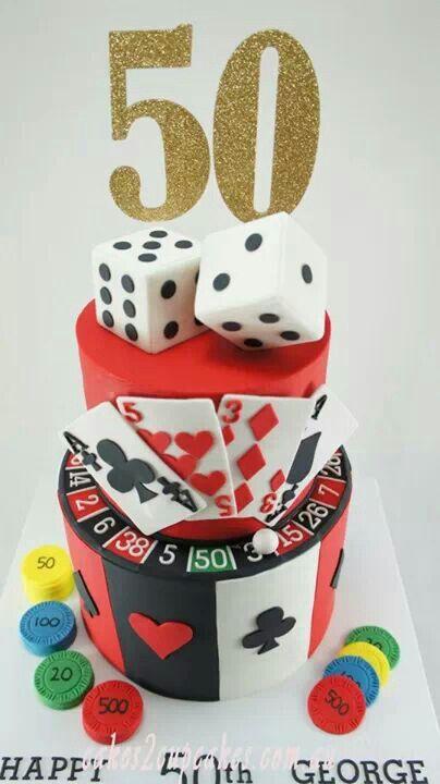 1000 Ideas About Casino Cakes On Pinterest Poker Cake