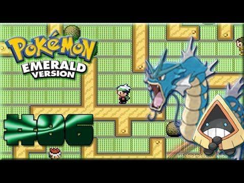 Pokemon Emerald Walkthrough (2013 Edition) Part 86: Trick House Pt. 4 (+...