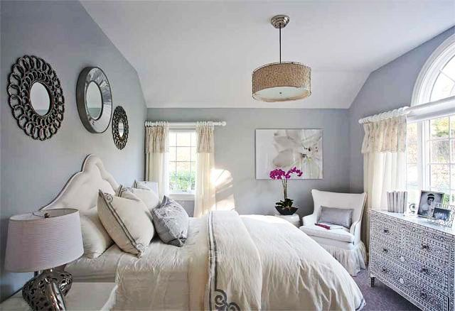 17 best images about home interior designs on pinterest for Pictures of beautiful guest bedrooms