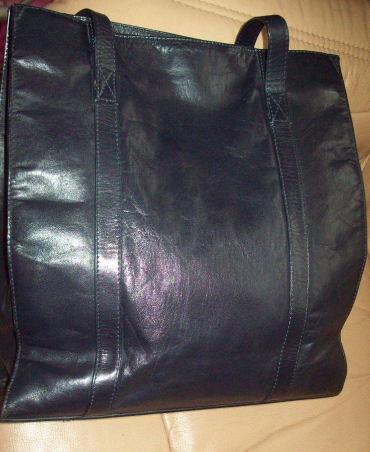 Debenhams Collection real leather bag