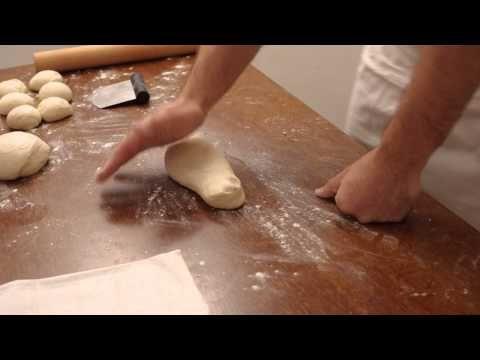 Façonner des baguettes - YouTube