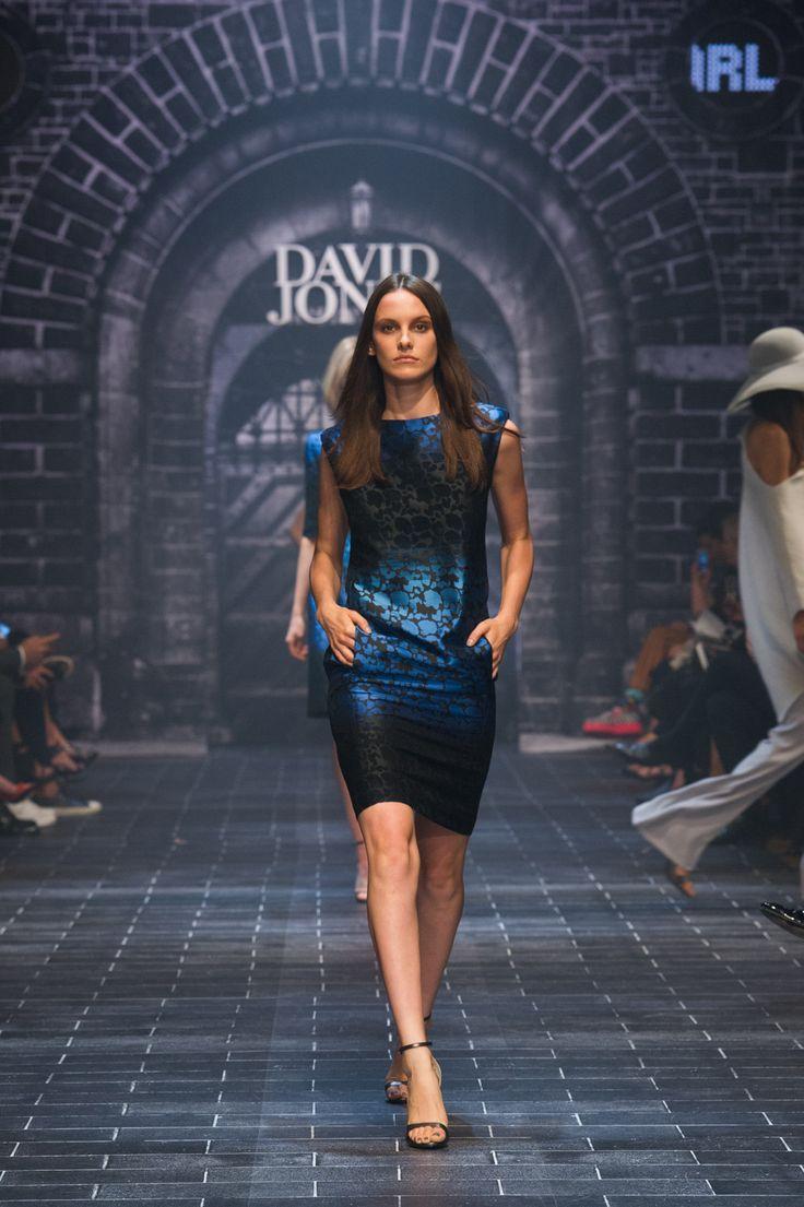 #davidjones #autumn #winter #runway #fashion